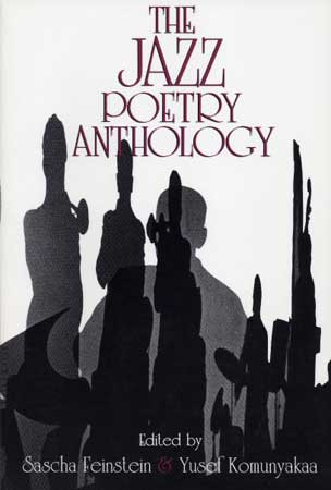 The Jazz Poetry Anthology Cover