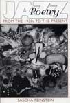 Jazz Poetry from the 1920s to the Present Cover